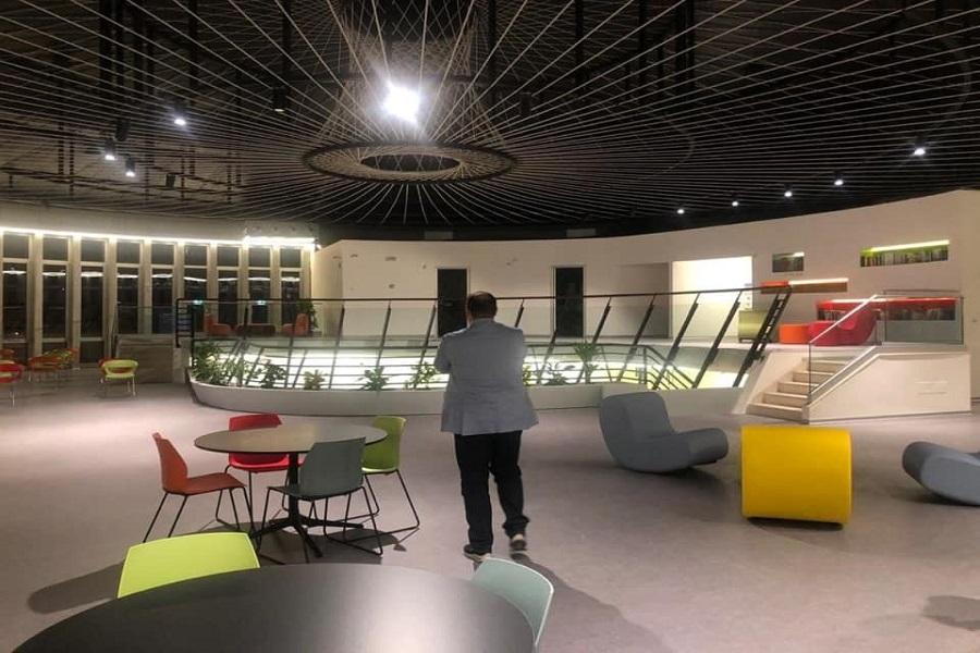 Biblioteca Acclavio, terminati i lavori