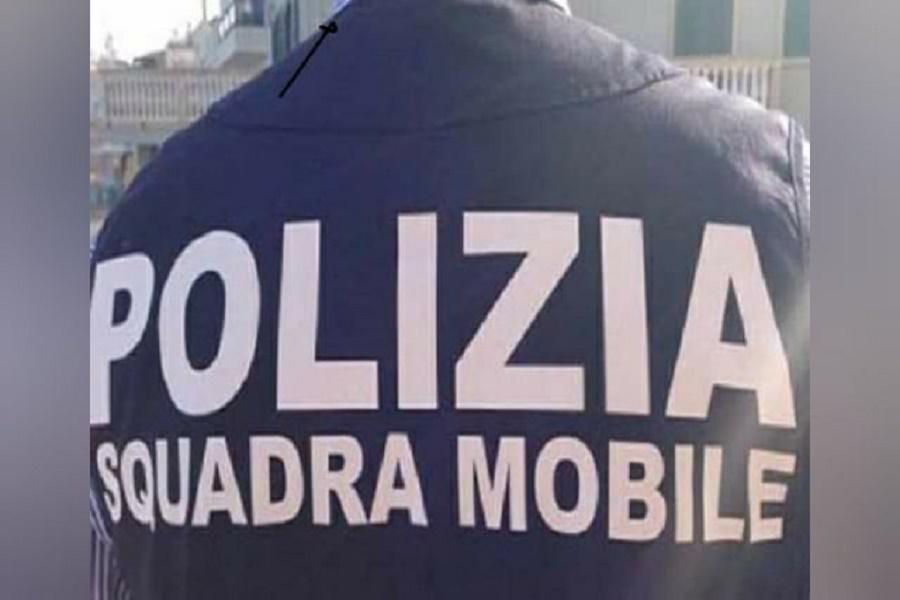 Taranto, topo d'auto bloccato e arrestato dalla Polizia di Stato