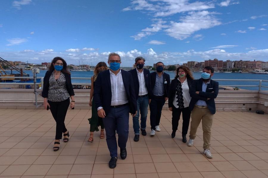 Incontro Comune di Taranto e Autorità Portuale, si punta al turismo