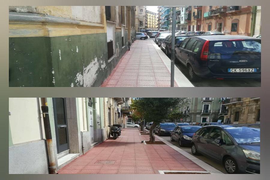 """Taranto, Occhinegro: """"Via Messapia diventerà un nuovo viale alberato"""""""