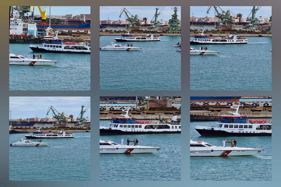 Taranto, si ricordano le vittime sul lavoro - ph Kyma Ambiente