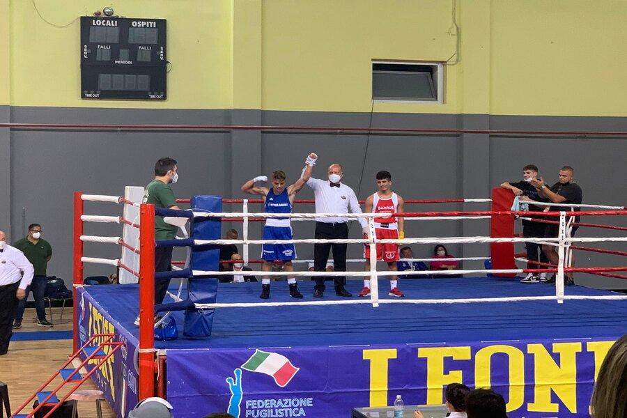 Pugilato, Solito e Maraglino si laureano campioni regionali