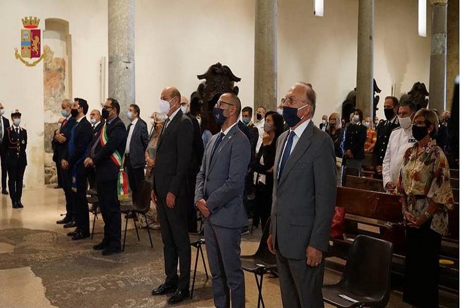 Taranto, celebrato il Patrono della Polizia di Stato