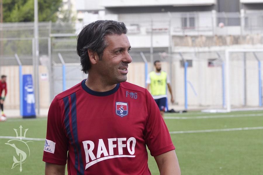 Taranto Calcio, un tesserato positivo al Covid