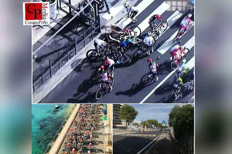Taranto accoglie la 103^ edizione del Giro d'Italia