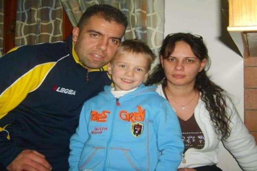 Maruggio: la storia di Valerii, il 'piccolo' ucraino adottato