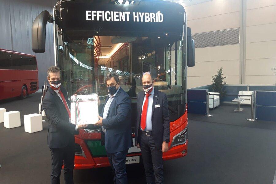 Sostenibilità del trasporto pubblico, amministrazione Melucci premiata a Rimini