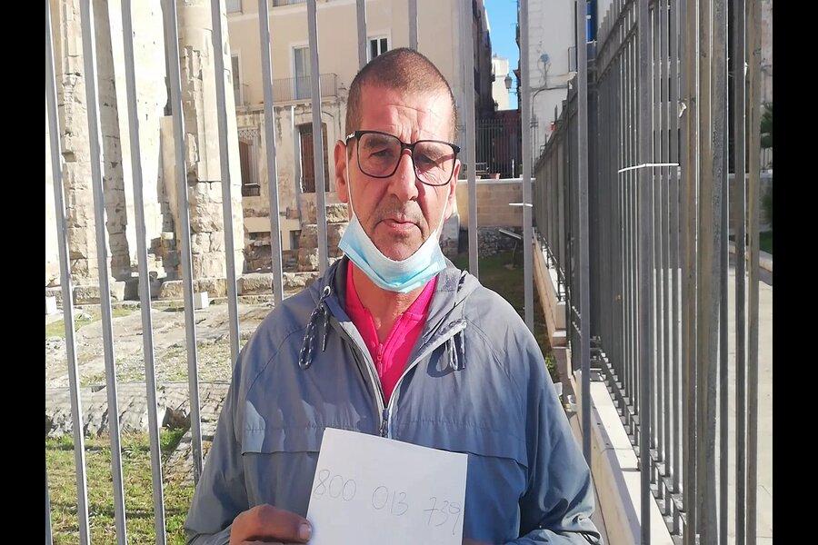 Taranto, abbandonò ingombranti: le scuse del cittadino al sindaco
