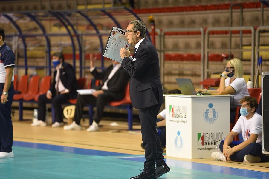 "Prisma Taranto, coach Di Pinto: ""Tre punti pesanti"""