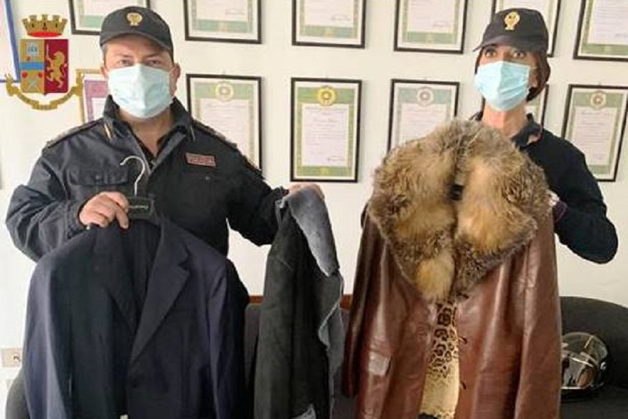 Martina Franca, arrestati tre ladri d'abbigliamento