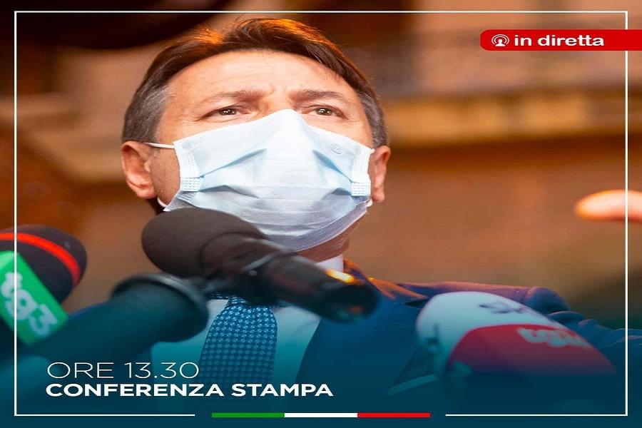 Nuovo Dpcm: a breve conferenza stampa di Conte