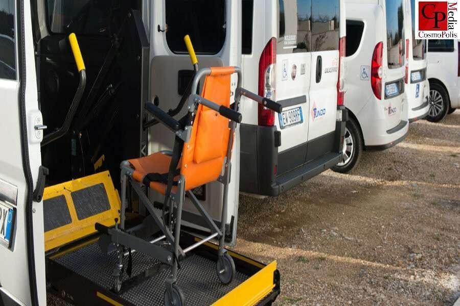 Trasporto delle persone con disabilità. Nel tarantino non parte il servizio