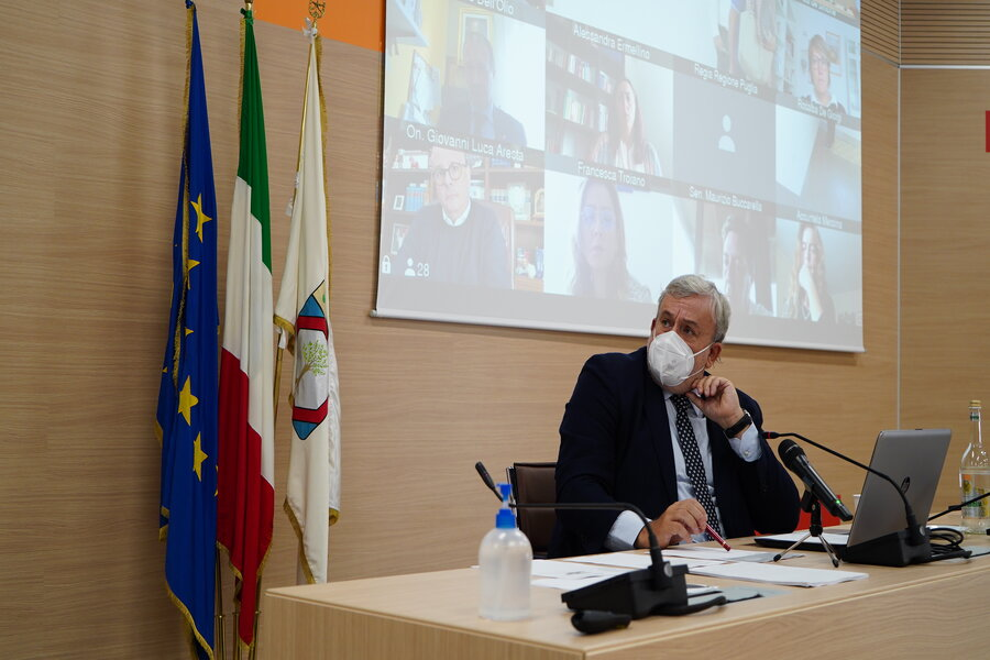 Puglia, Emiliano proclamato ufficialmente presidente della Regione