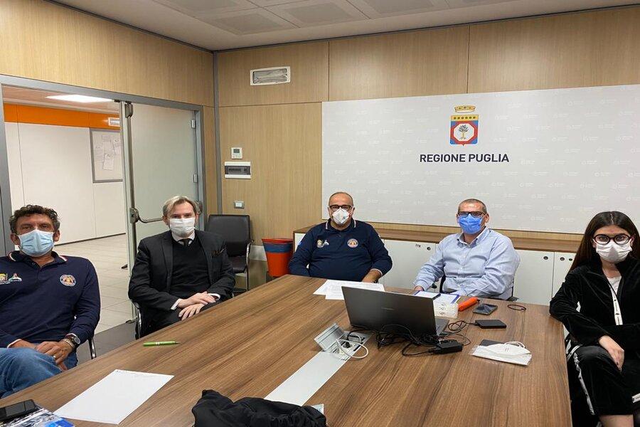 Mascherine e dpi: Puglia prima in Italia a certificare i materiali di importazione