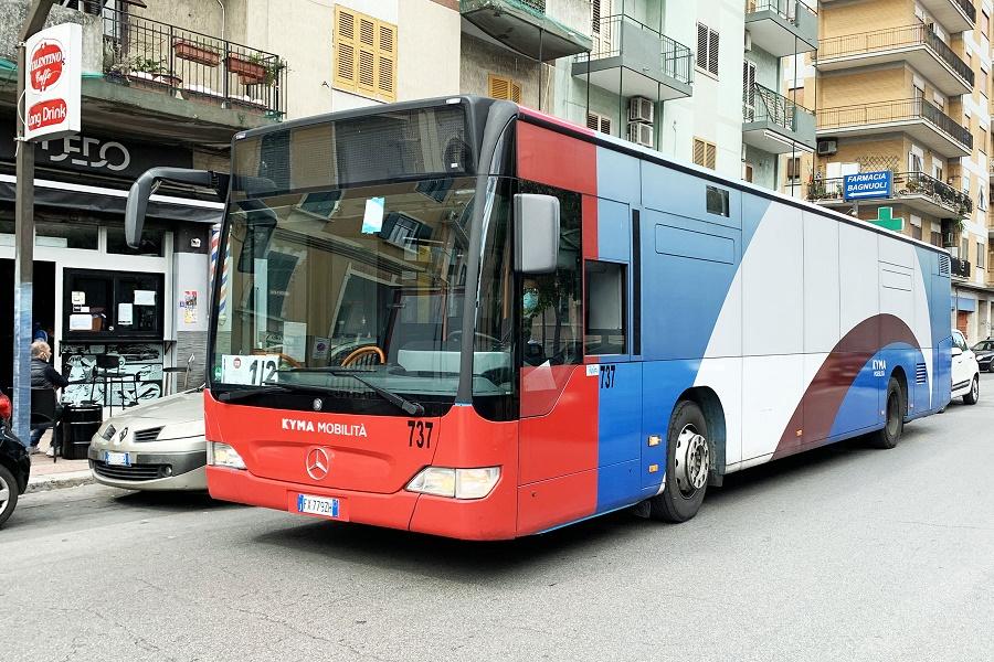 Covid e trasporto pubblico: ora Kyma Mobilità punta a migliorare il servizio