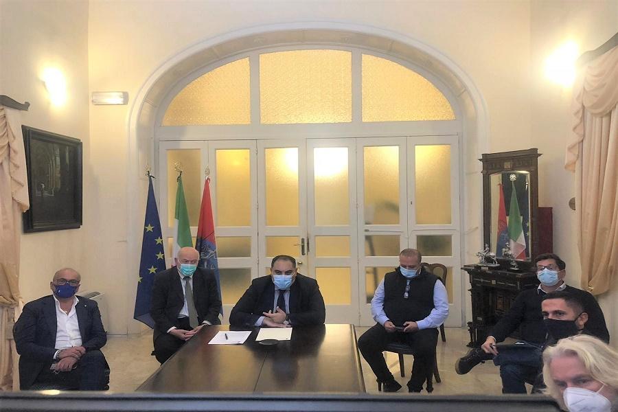 """Scuola, Melucci: """"Sosteniamo i dirigenti e le famiglie in questo momento difficile"""""""