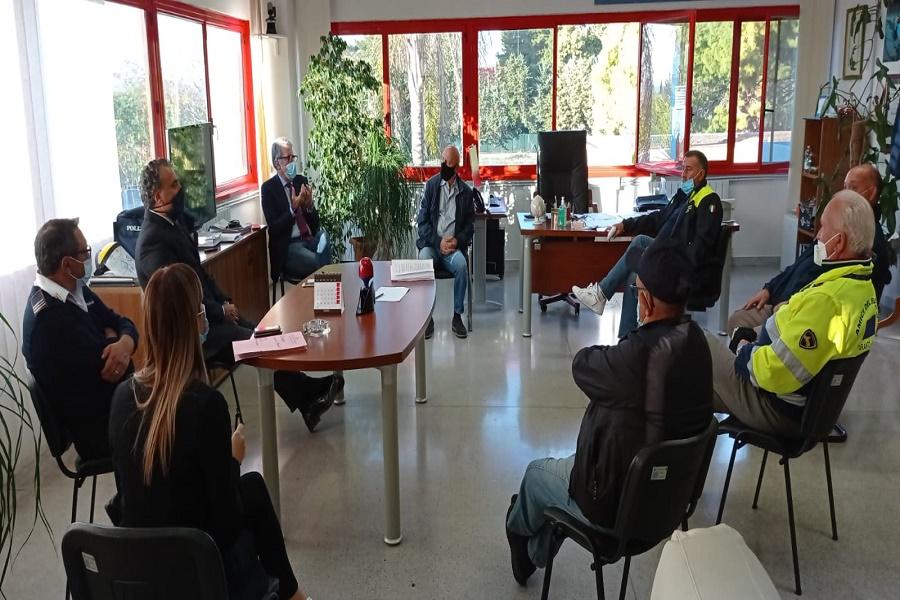 Taranto, pianificate attività per l'emergenza Covid-19