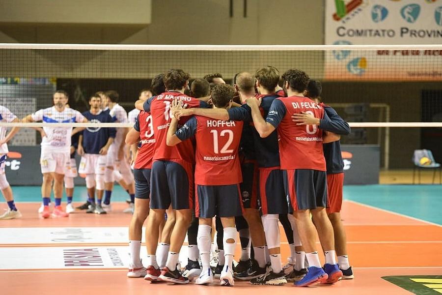 Volley, A2 Credem Banca: Ortona mantiene la vetta