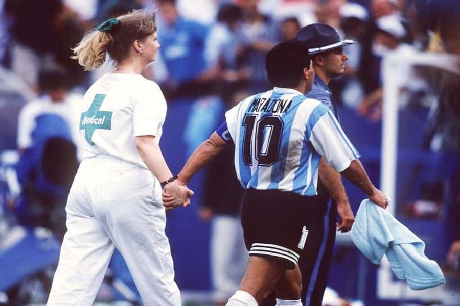 (Non) Ho visto Maradona